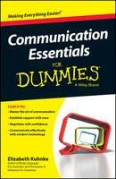 Kuhnke, Elizabeth - Communication Essentials For Dummies - 9780730319511 - V9780730319511