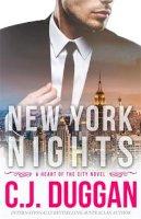 Duggan, C. J. - New York Nights: A Heart of the City Romance - 9780733636646 - V9780733636646