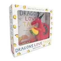Rubin, Adam, Salmieri, Daniel - Dragons Love Tacos Book and Toy Set - 9780735228238 - V9780735228238