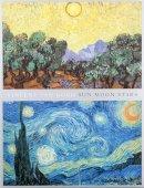 Galison, Artothek, Minneapolis Institute of Arts - Van Gogh Sun Moon Stars Portfolio Notes - 9780735305571 - V9780735305571