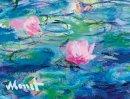 Bridgeman Art Library - Monet Waterlilies Portfolio Notes - 9780735326415 - V9780735326415
