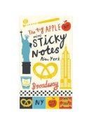 Galison - The Big Apple Mini Sticky Notes - 9780735332133 - V9780735332133