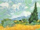 Galison, Bridgeman Art Library - Van Gogh Countryside Portfolio Notes - 9780735333390 - V9780735333390