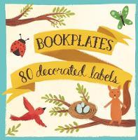Yasmin Imamura - Forest Friends Bookplate Book of Labels - 9780735336292 - V9780735336292