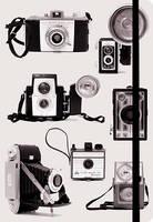 Galison - Vintage Cameras Essential Everyday Journal - 9780735340213 - V9780735340213