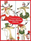 Constance Depler - Constance Depler Reindeer Deluxe Notecard Collection (Christmas Delux Notecard) - 9780735341364 - V9780735341364