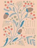 Galison - Winter Gardens Embellished Notecards - 9780735344211 - V9780735344211