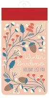 Galison - Winter Gardens List Pad - 9780735344242 - V9780735344242