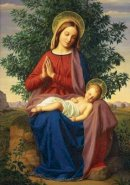 Galison - Madonna and Child Boxed Holiday Half Notecards - 9780735344358 - V9780735344358