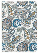 Designed By Galison - Paisley Embroidered Journal - 9780735345157 - V9780735345157