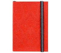 Lacroix, Christian - Scarlet A6 Paseo Notebook - 9780735350410 - V9780735350410
