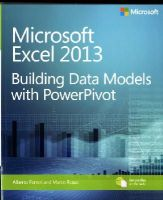 Russo, Marco; Ferrari, Alberto - Microsoft Excel 2013 Building Data Models with PowerPivot - 9780735676343 - V9780735676343
