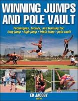Jacoby, Edward - Winning Jumps and Pole Vault - 9780736074193 - V9780736074193