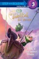 RH Disney - Tink's Treasure Hunt (Disney Fairies) (Step into Reading) - 9780736426121 - KEX0253660