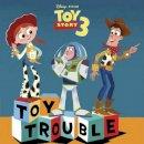 RH Disney - Toy Trouble (Disney/Pixar Toy Story 3) (Pictureback(R)) - 9780736427067 - KEX0253476