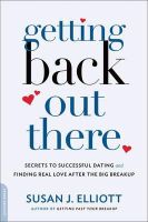 Elliot, Susan J. - Getting Back Out There - 9780738216836 - V9780738216836