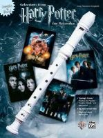 Alfred Publishing - Harry Potter Recorder Songbook (Book Only) - 9780739047460 - V9780739047460