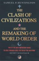 Samuel P. Huntington - The Clash of Civilizations: And the Remaking of World Order - 9780743231497 - V9780743231497