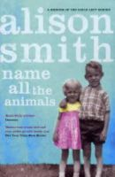 Alison Smith - Name All the Animals - 9780743252348 - KLN0022400