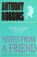 Anthony Robbins - Notes from a Friend - 9780743409377 - V9780743409377