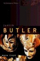 Lloyd, Moya - Judith Butler - 9780745626123 - V9780745626123