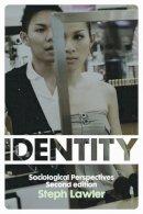 Lawler, Stephanie - Identity - 9780745654164 - V9780745654164