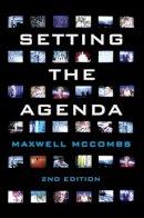 McCombs, Maxwell - Setting the Agenda - 9780745661100 - V9780745661100