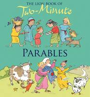Pasquali, Elena - The Lion Book of Two-Minute Parables - 9780745962016 - V9780745962016