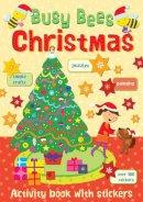 Goodings, Christina - Busy Bees Christmas - 9780745963723 - V9780745963723