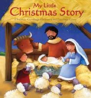 Goodings, Christina - My Little Christmas Story - 9780745965291 - V9780745965291