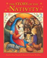 Pasquali, Elena - The Story of the Nativity: Retold from the Bible - 9780745965413 - V9780745965413
