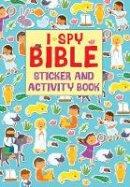 Julia Stone - I Spy Bible Sticker and Activity Book - 9780745977294 - V9780745977294