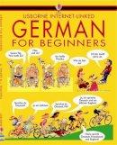 Wilkes, Angela, Shackell, John - German for Beginners (Language Guides) - 9780746000564 - V9780746000564