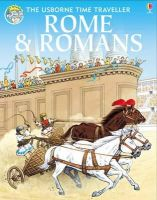 Amery, Heather, Vanags, Patricia - Rome and Romans (Usborne Time Traveler) - 9780746030714 - V9780746030714