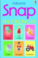 Jo Litchfield - Snap Cards in French - 9780746062579 - V9780746062579