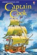 Levene, Rebecca - Captain Cook - 9780746064252 - V9780746064252