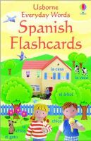 Brooks, Felicity - Everyday Words in Spanish (Everyday Words Flashcards) - 9780746066553 - V9780746066553
