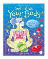 Katie Daynes, Colin King - See Inside Your Body - 9780746070055 - 9780746070055