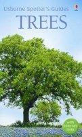 Various - Trees (Usborne Spotter's Guide) - 9780746073544 - KTK0097174