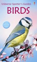 Peter Holden - Birds (Usborne Spotter's Guide) - 9780746073551 - V9780746073551