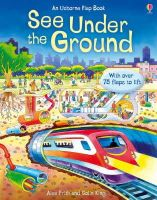 Alex Frith - Under the Ground (See Inside) (See Inside) - 9780746077702 - V9780746077702