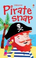 - Pirate Snap (Usborne Snap Cards) - 9780746078358 - V9780746078358