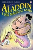 Daynes, Katie - Aladdin and His Magical Lamp - 9780746080719 - V9780746080719