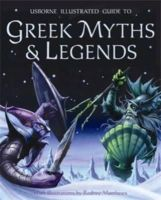 Anna Claybourne - Greek Myths and Legends (Usborne Myths & Legends) - 9780746087190 - V9780746087190