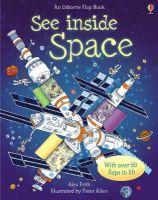 Katie Daynes - See Inside Space (See Inside): With over 50 flaps to lift & a little book of Star Maps - 9780746087596 - V9780746087596