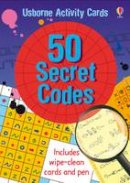 Emily Bone - 50 Secret Codes (Usborne Activity Cards) - 9780746089125 - V9780746089125
