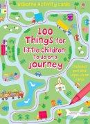 Catriona Clarke - 100 Things for Little Children to do on a Journey - 9780746089217 - V9780746089217