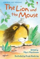 Mackinnon, Mairi - The Lion and the Mouse - 9780746096604 - V9780746096604