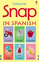 Litchfield Jo - Snap Cards in Spanish - 9780746097274 - V9780746097274