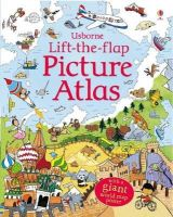 Alex Frith - Lift the Flap Atlas - 9780746098479 - V9780746098479